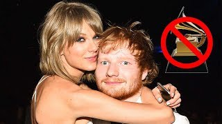 Taylor Swift BOYCOTTING the 2018 Grammys with Ed Sheeran & Other Famous Friends