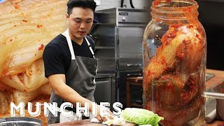 How-To: Make Kimchi at Home with Deuki Hong by Munchies