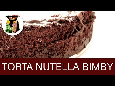 bimby - torta alla nutella