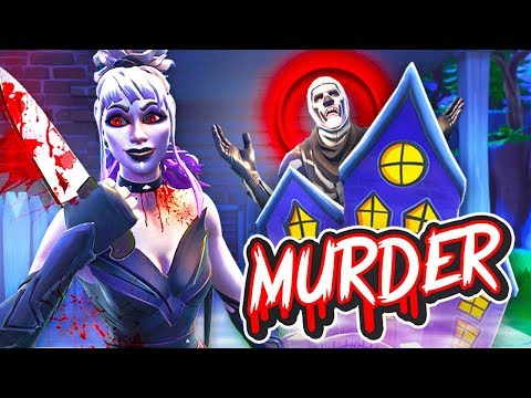*NEU* Vampire VS Unschuldige In FORTNITE Murder Modus