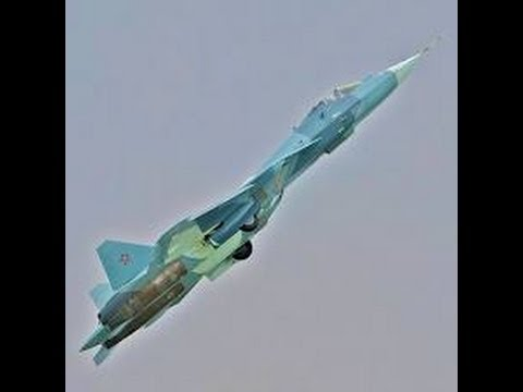 T-50-5 PAK FA Russian Stealth Fighter...