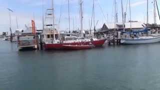 Key West de barco