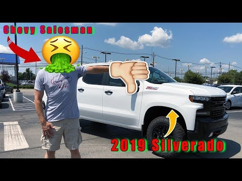 5 Things I *HATE* About The 2019 Silverado.