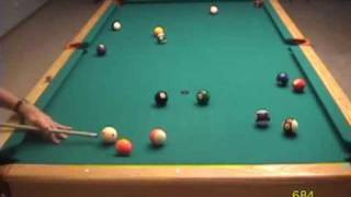 Video 8-ball and 9-ball pool run-out examples, from VEPS V (NV B.90) MP3, 3GP, MP4, WEBM, AVI, FLV November 2017