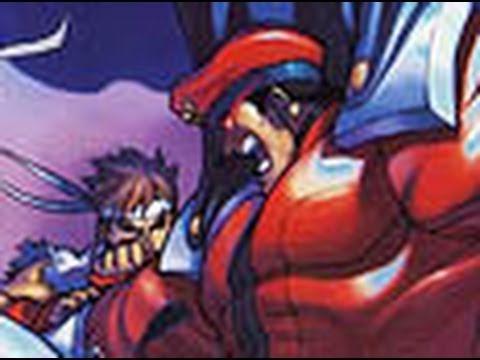 Street Fighter Alpha 3 Dreamcast