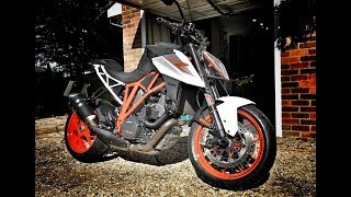 7. Living with the 2017 KTM 1290 Super Duke R - Long Term Review