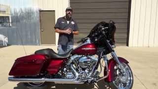 9. 2016 Harley-Davidson FLHXS Street Glide Special Custom Wheel Package!