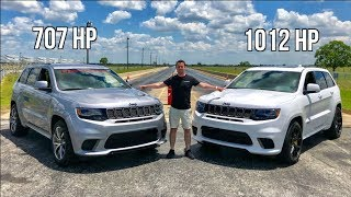 Video The Jeep Trackhawk Is Actually A BARGAIN For $100,000 MP3, 3GP, MP4, WEBM, AVI, FLV Juni 2018