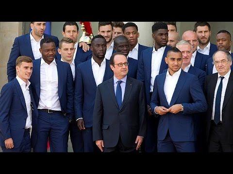 Euro 2016: Στο «Ελιζέ» η Εθνική Γαλλίας