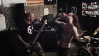 Video Tupé Ostří (HC Punk Grind Celakovice (CZ)) GNWP live @ Hof 2017