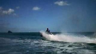 5. 2008 seadoo GTX 215 and 2008 wake GTX 155.wmv