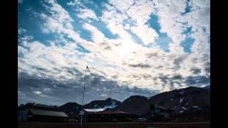 2015 북극 태양 일주 타임랩스