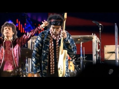 The Rolling Stones - Under My Thumb (Live) - OFFICIAL