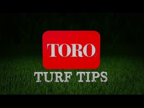 Video: 2017 Toro Turf Tips: Aeration