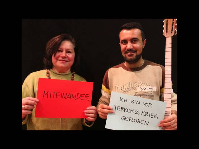Video - Begegnungschor - Berliner singen mit Geflüchteten