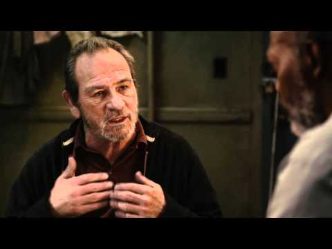 The Sunset Limited Behind the Scene