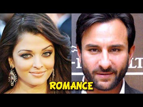 Aishwarya Rai Bachchan To Romance Saif Ali Khan