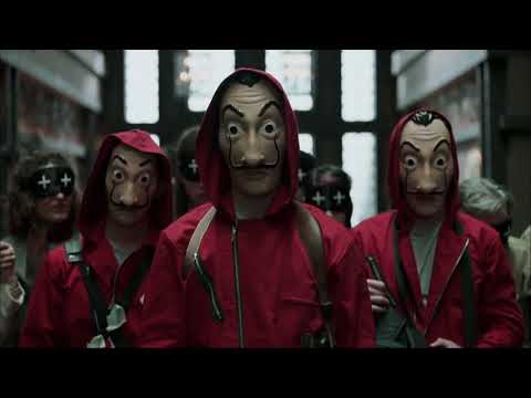 La Casa De Papel (Money Heist) - Season 1 Trailer