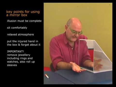 [VIDEO] Mirror Box Therapy with David Butler