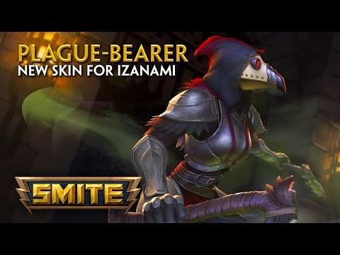 SMITE — New Skin for Izanami — Plague-Bearer