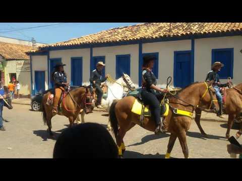 Desfile Carros de Bois Parte 1