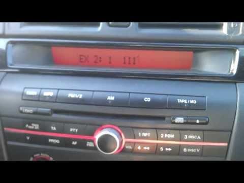Мазда 3 2008 usb снимок