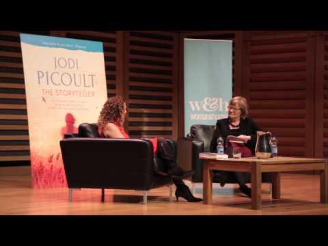 Jodi Picoult on researching THE STORYTELLER - Hodder & Stoughton