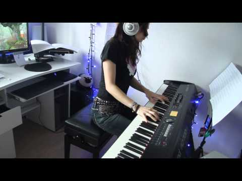Jon Anderson & Vangelis - Deborah  - piano cover Video