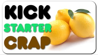 Video Kickstarter Crap - Big Yellow House Organic Lemons MP3, 3GP, MP4, WEBM, AVI, FLV Oktober 2018