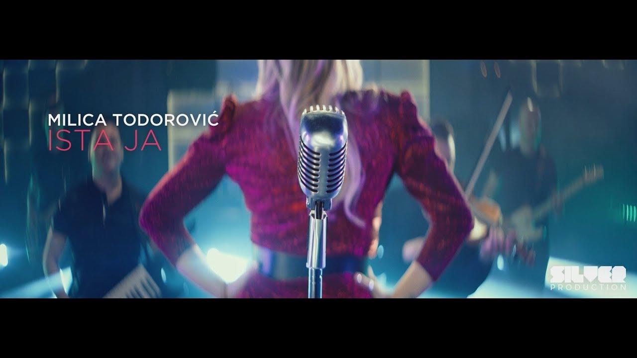 Ista ja – Milica Todorović – nova pesma