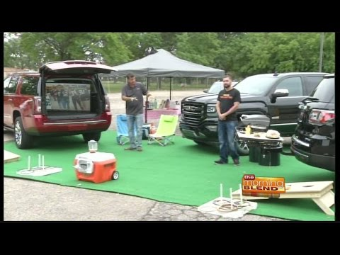 Tailgating Tips with Ryan Alessio and James Bell