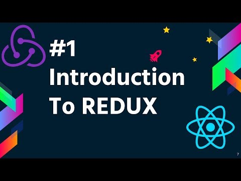 #1 Introduction to Redux | What is Redux? | Redux Tutorial for Beginners