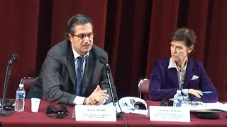 Participation à la Journée de l'avocat menacé à Montpellier