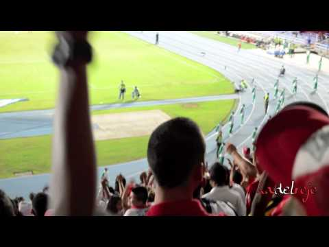 Duelo de hinchadas - Barón Rojo Sur - Cali 0 América 0 - Baron Rojo Sur - América de Cáli