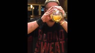 Bubba 32oz beer chug