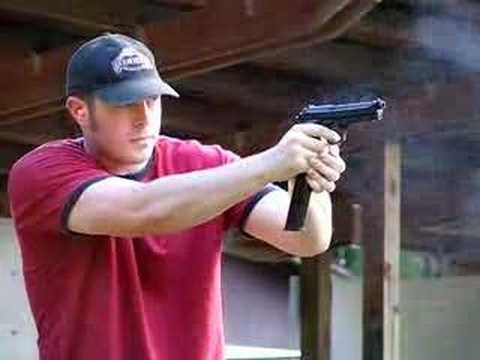 Beretta 92 Hi Cap/Mag