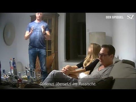 Österreich: Ex-Vizekanzler Strache (Ibiza-Strache) si ...