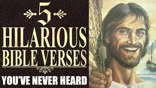 Happy Sunday all! Here is a compilation of all of our Funny Bible Verses! Enjoy!