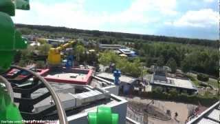 Gunzburg Germany  city photos gallery : Fire Dragon (On-Ride) Legoland Deutschland