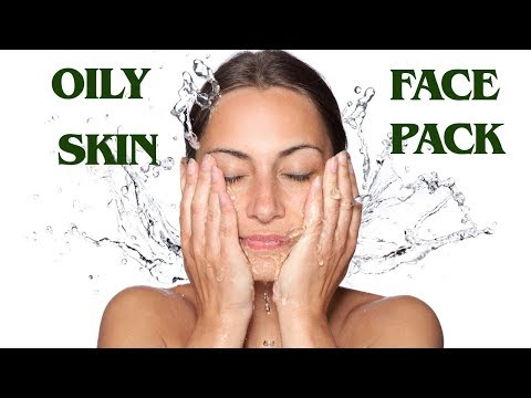 Best Natural Face Pack For Oily Skin || Tamil Beauty Tips