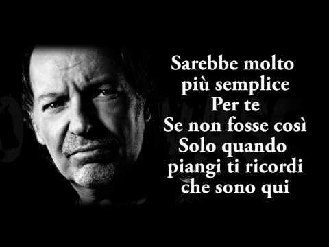, title : 'Vasco Rossi- Come Vorrei (Testo)'