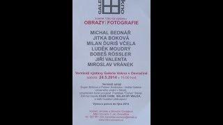Video Sklad by walda - Galerie VOKNO Osvračín 2014