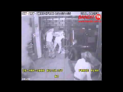 Bandit Türkiye - Gece girmek istediler