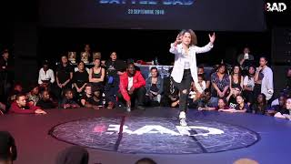 Cintia – Battle BAD 2018 POPPING JUDGE DEMO