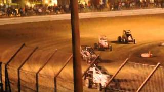 Gas City (IN) United States  city photo : Gas City Speedway - 2012 Indiana Midget Week