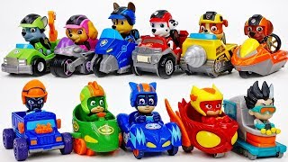 Video The Race Betwwen PJ Masks & Paw Patrol~!  - ToyMart TV MP3, 3GP, MP4, WEBM, AVI, FLV Juli 2018