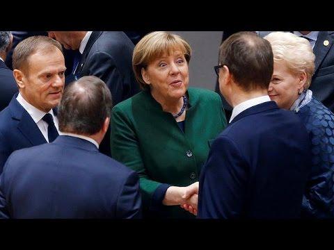 Βρυξέλλες: Διχασμένη ξεκινά η ΕΕ τη συζήτηση για τη μετά- brexit εποχή- Τι είπε ο Αλέξης Τσίπρας