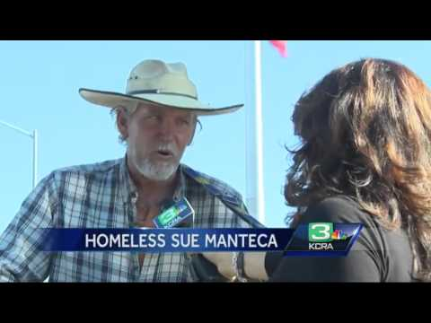 4 homeless men sue city of Manteca