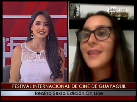 Festival Internacional de Cine de Guayaquil realiza sexta edición On Line