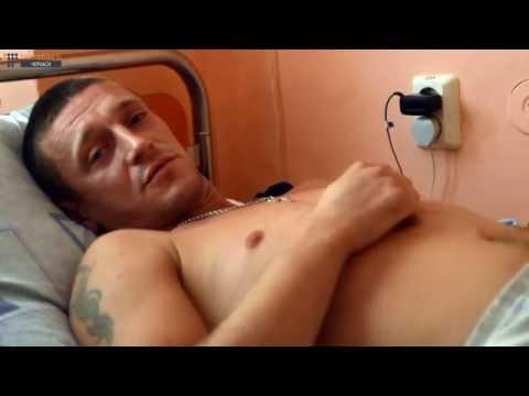 Пораненого під Луганськом айдарівця лікують у Черкасах